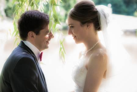 Belle photo de couple mariage toulouse