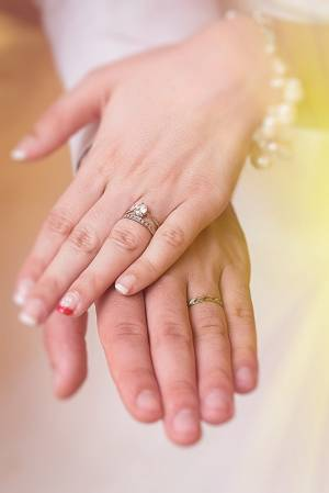 alliances homme et femme mariage toulouse