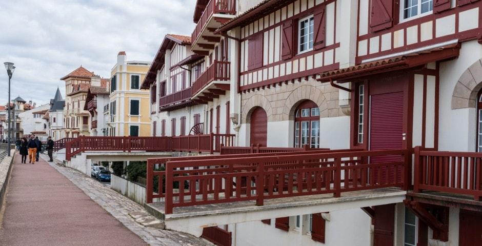 Photo du voyage dans le PAYS BASQUE : Anglet Bayonne Biarritz 13