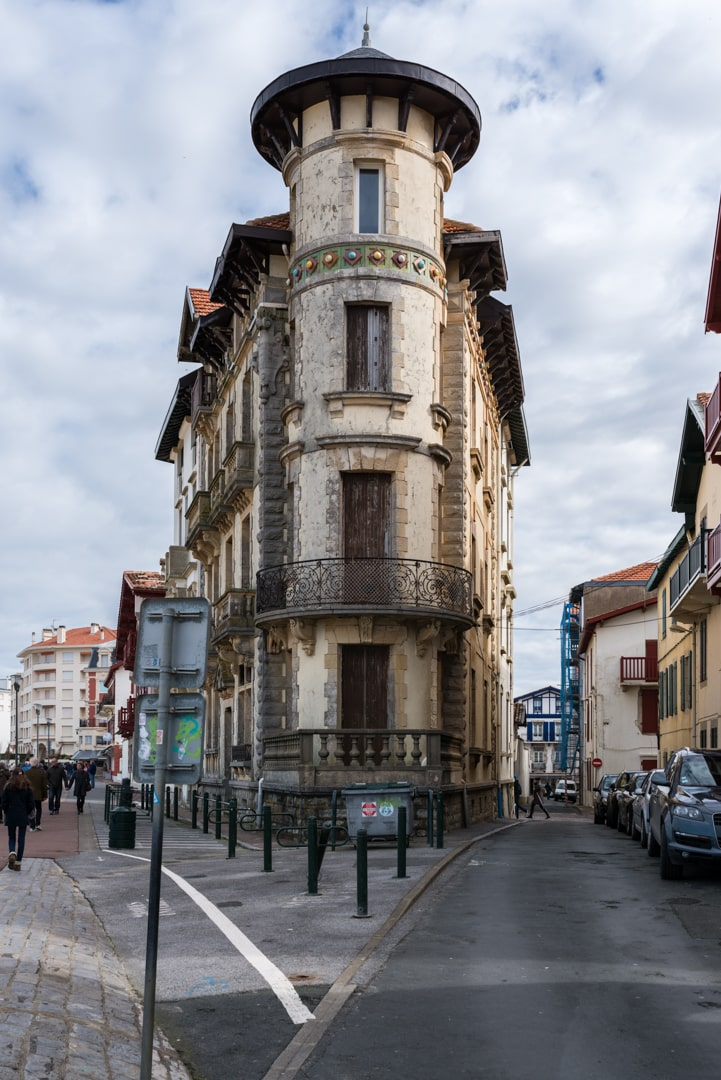 Photo du voyage dans le PAYS BASQUE : Anglet Bayonne Biarritz 12