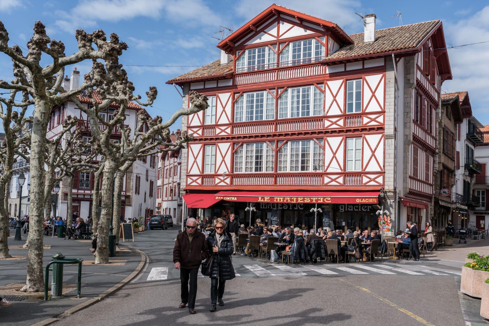 Photo du voyage dans le PAYS BASQUE : Anglet Bayonne Biarritz 11