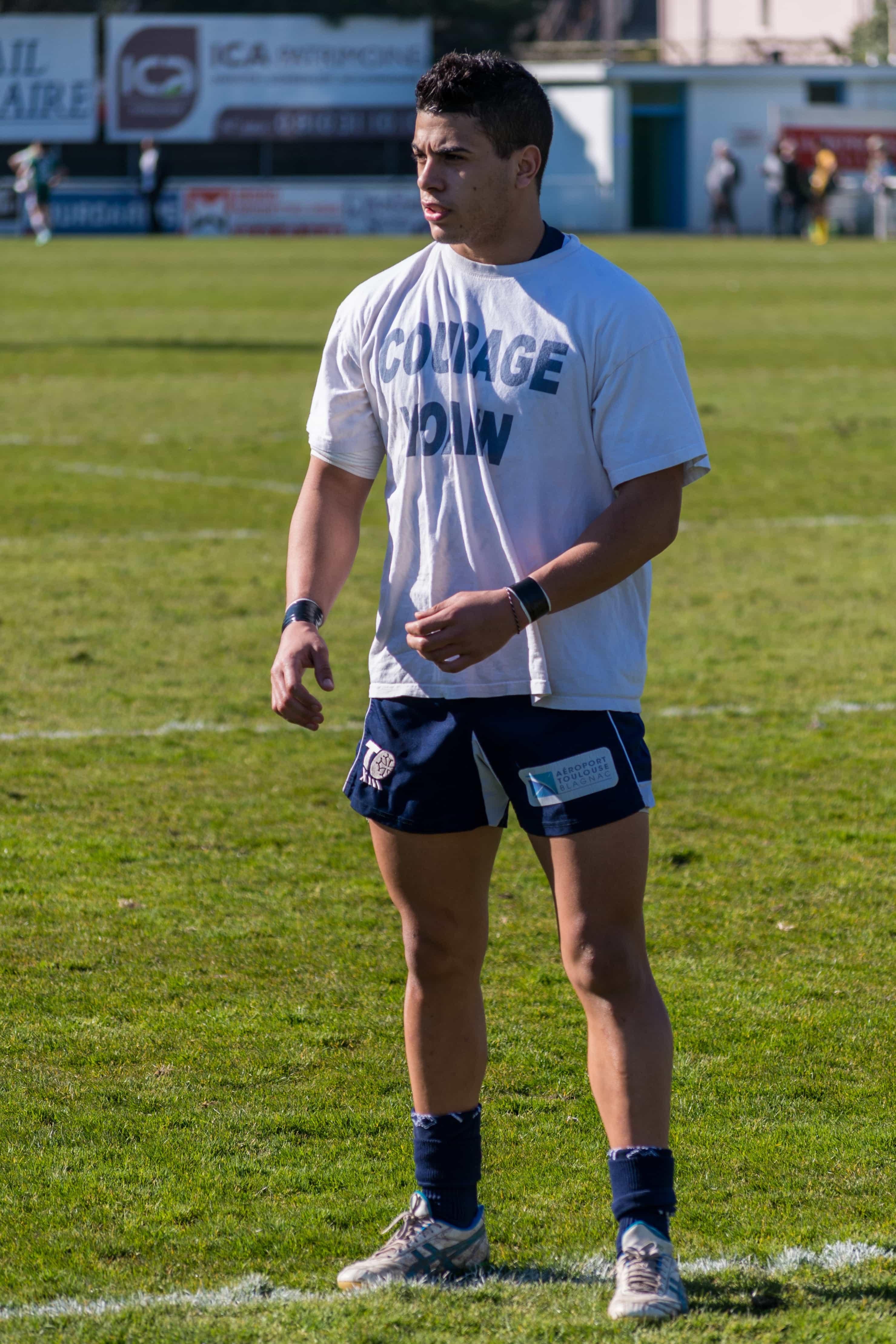 Photo de rugby à XIII – TOULOUSE LEZIGNAN 1