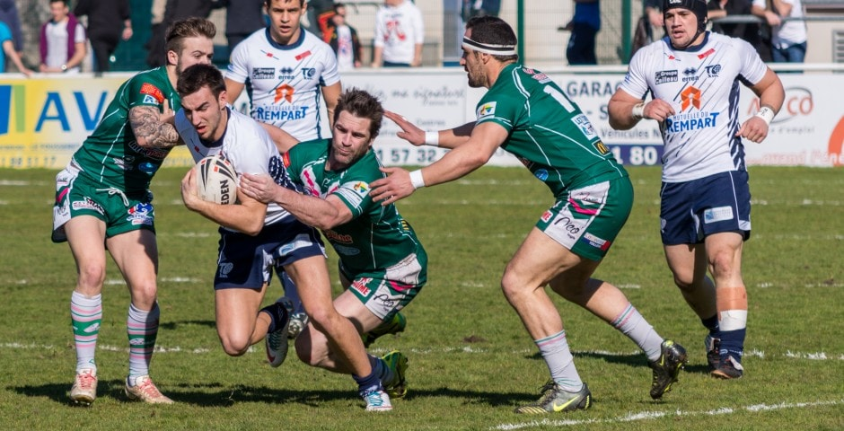 Photo de rugby à XIII – TOULOUSE LEZIGNAN 43