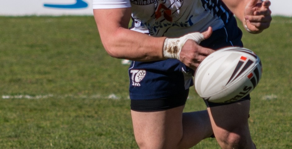 Photo de rugby à XIII – TOULOUSE LEZIGNAN 39