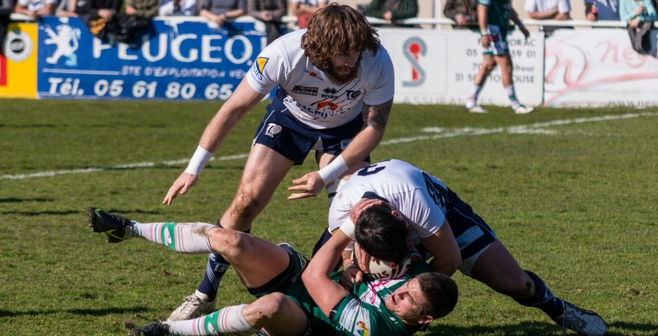 Photo de rugby à XIII – TOULOUSE LEZIGNAN 38