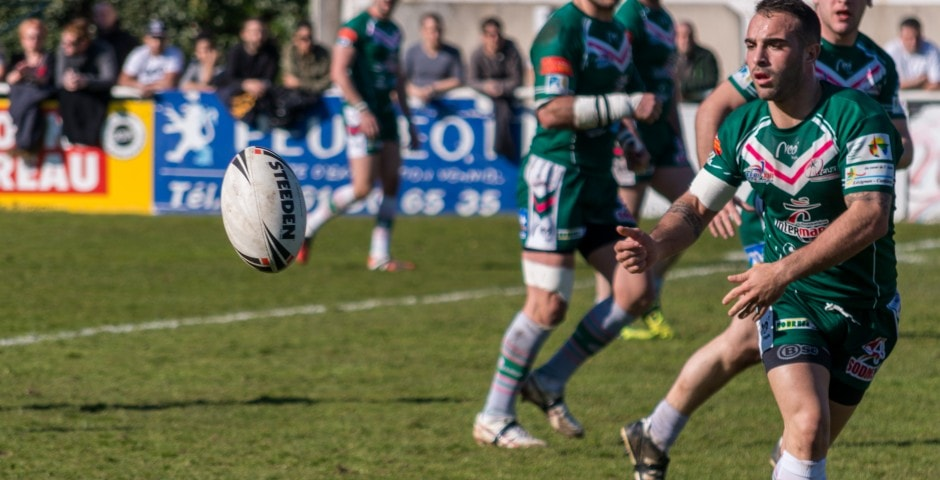 Photo de rugby à XIII – TOULOUSE LEZIGNAN 36