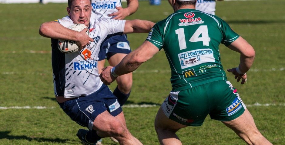 Photo de rugby à XIII – TOULOUSE LEZIGNAN 31