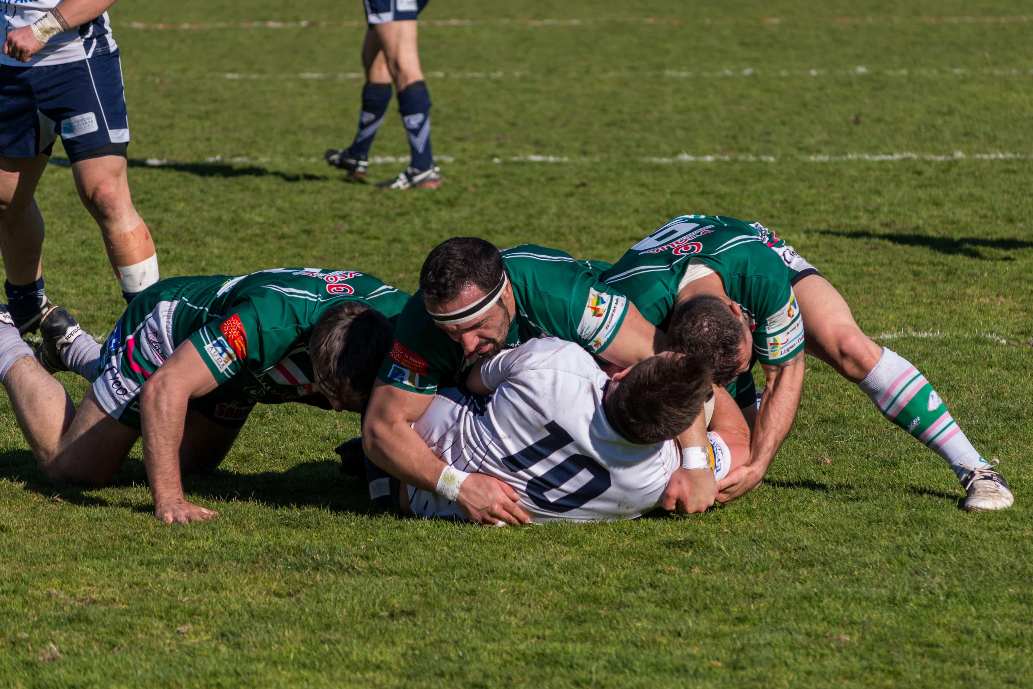Photo de rugby à XIII – TOULOUSE LEZIGNAN 29