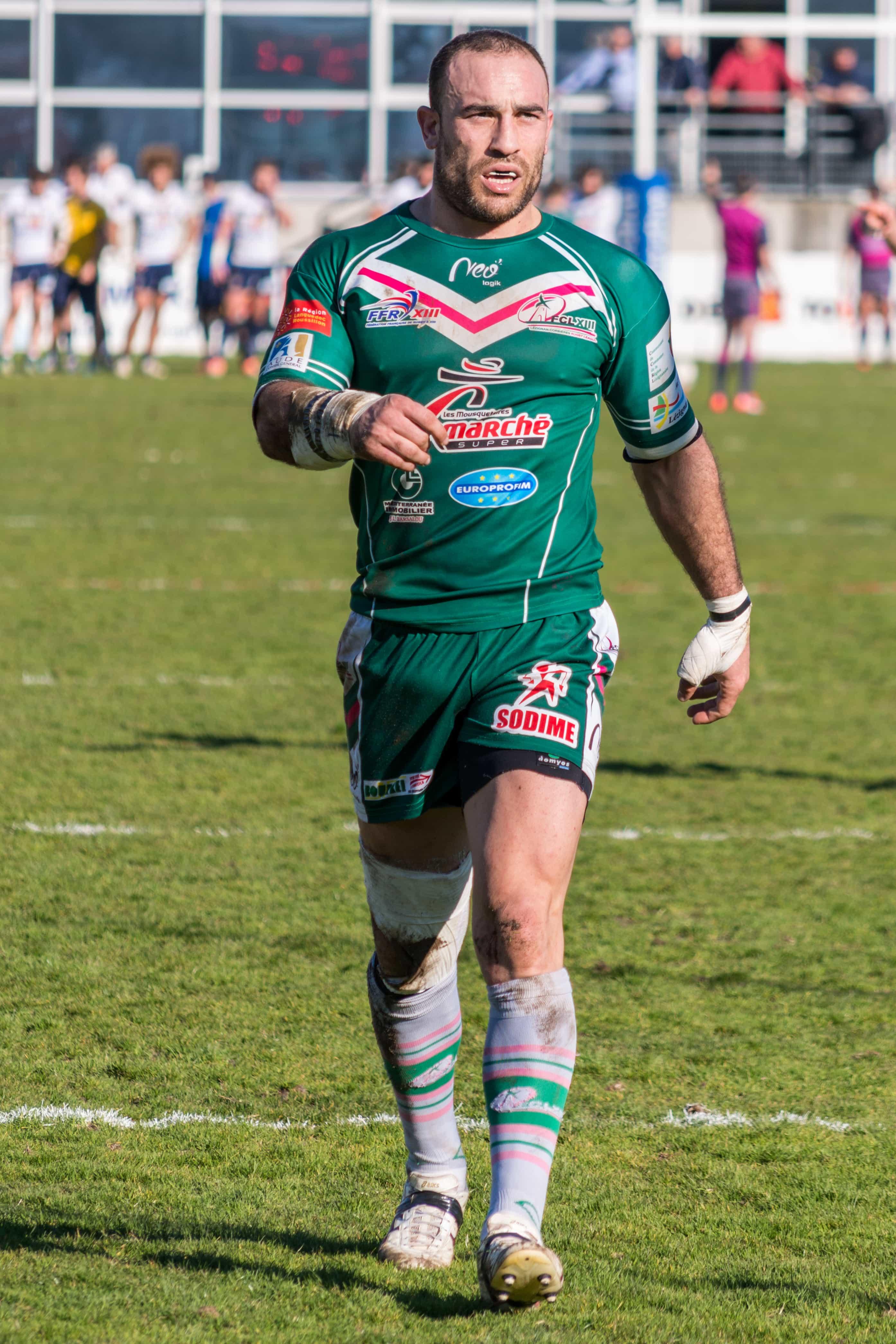 Photo de rugby à XIII – TOULOUSE LEZIGNAN 23