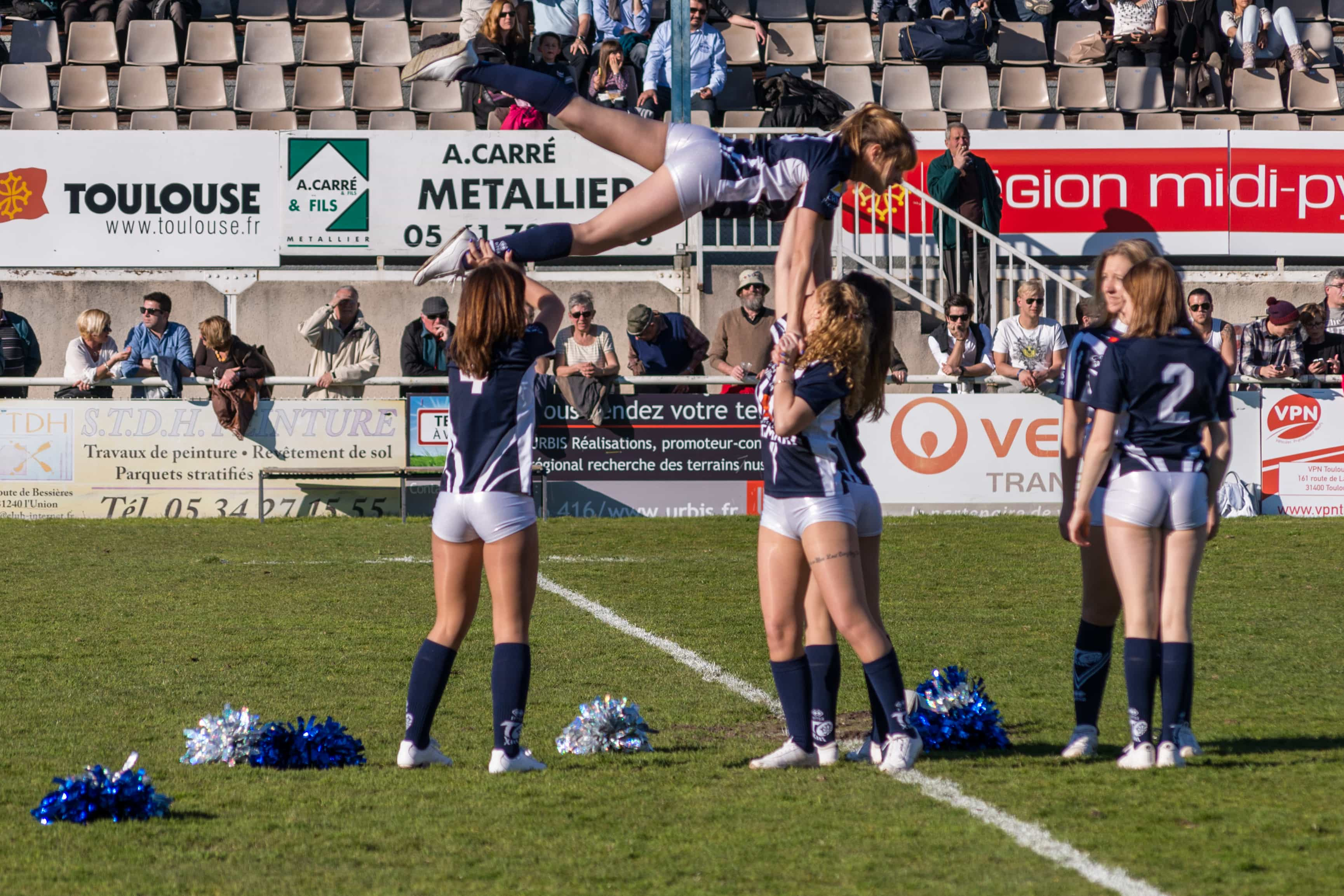 Photo de rugby à XIII – TOULOUSE LEZIGNAN 20