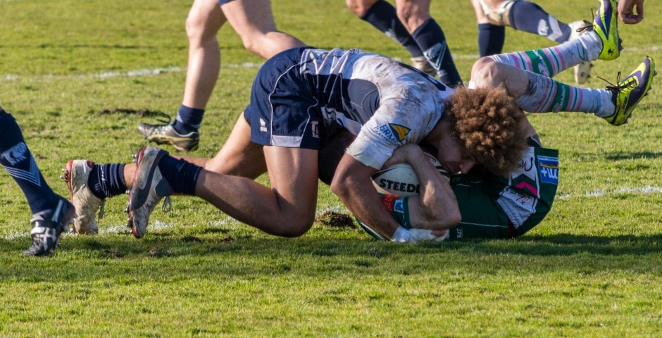 Photo de rugby à XIII – TOULOUSE LEZIGNAN 18