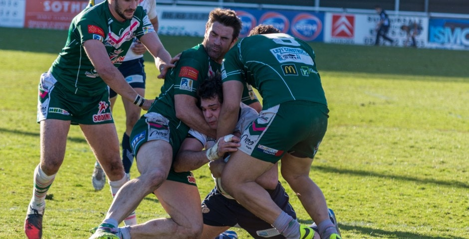Photo de rugby à XIII – TOULOUSE LEZIGNAN 11