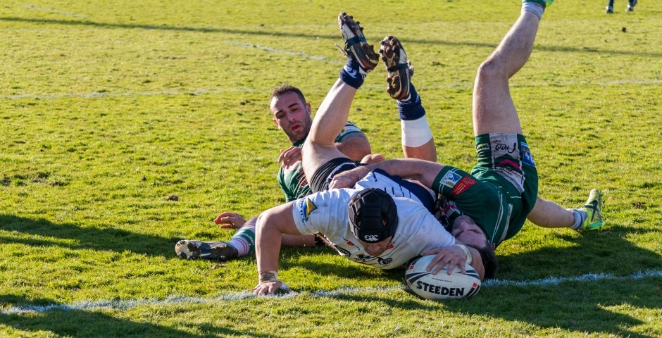 Photo de rugby à XIII – TOULOUSE LEZIGNAN 9