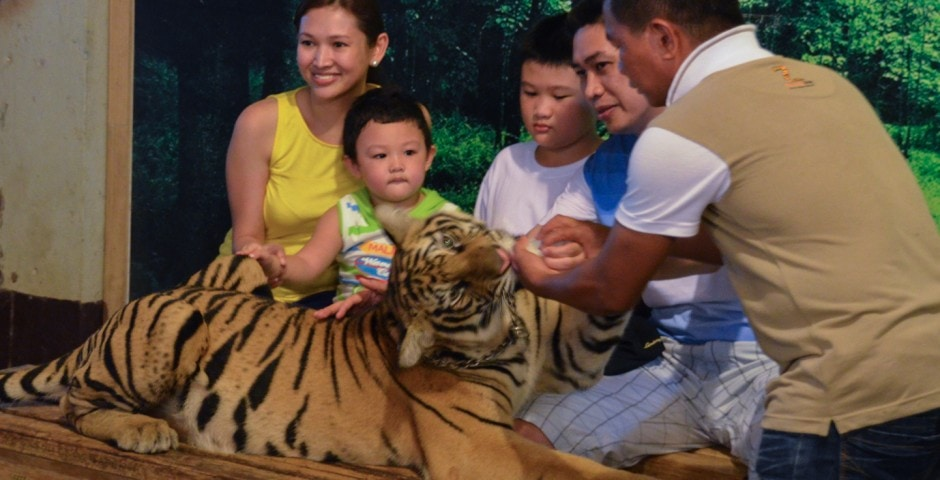 Photo de mon voyage aux Philippines - Zoo de Subic et Subic 5