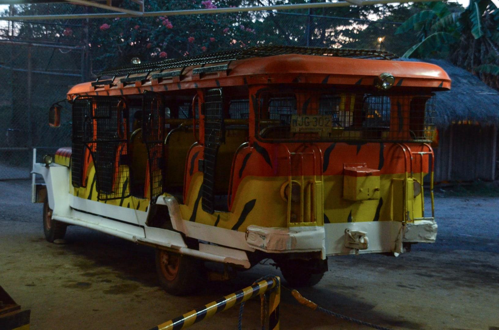 Photo de mon voyage aux Philippines - Zoo de Subic et Subic 8