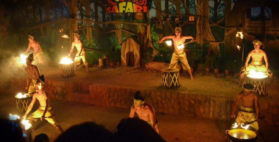 Photo de mon voyage aux Philippines - Zoo de Subic et Subic 19