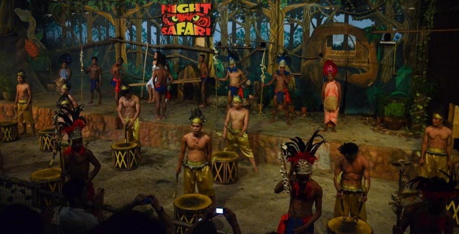 Photo de mon voyage aux Philippines - Zoo de Subic et Subic