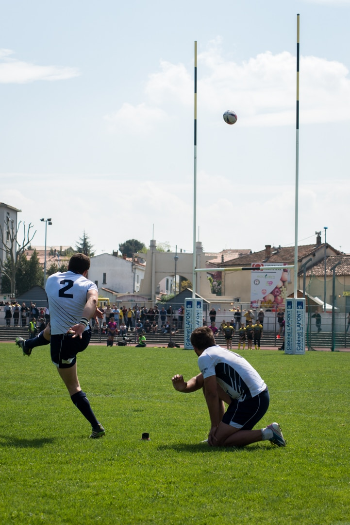 Photo de la finale de la coupe de France Junior de Rugby à XIII : Toulouse - Limoux 111