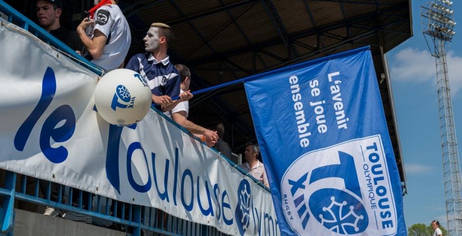 Photo de la finale de la coupe de France de Rugby à XIII : Toulouse - Carcassonne 25