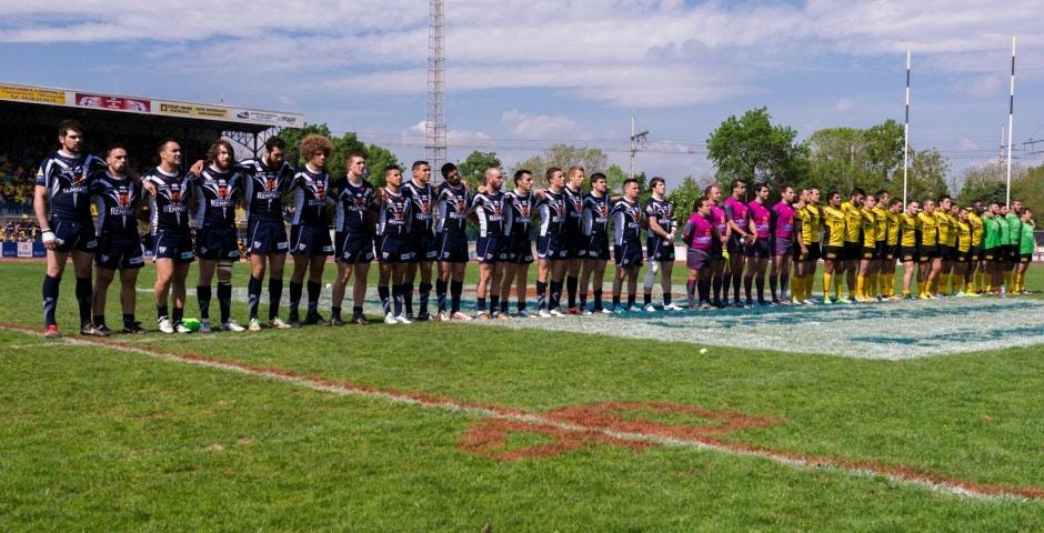 Photo de la finale de la coupe de France de Rugby à XIII : Toulouse - Carcassonne 24