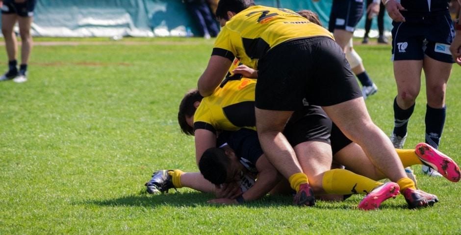 Photo de la finale de la coupe de France de Rugby à XIII : Toulouse - Carcassonne 20
