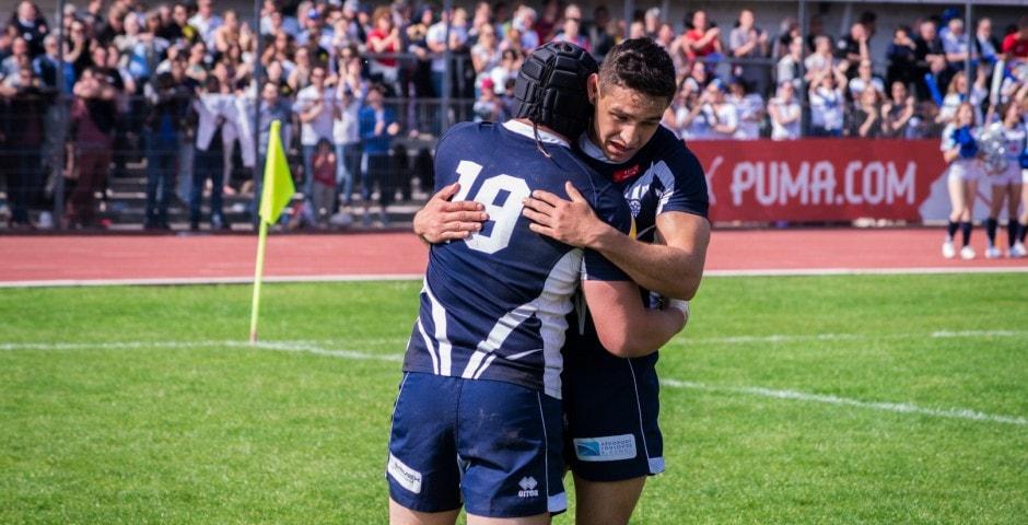 Photo de la finale de la coupe de France de Rugby à XIII : Toulouse - Carcassonne 15