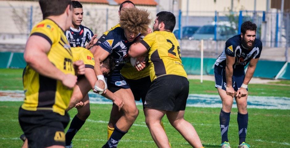 Photo de la finale de la coupe de France de Rugby à XIII : Toulouse - Carcassonne 12