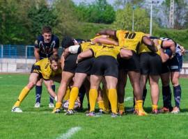 Finale coupe de France de rugby à 13 - Toulouse olympique contre Carcassonne