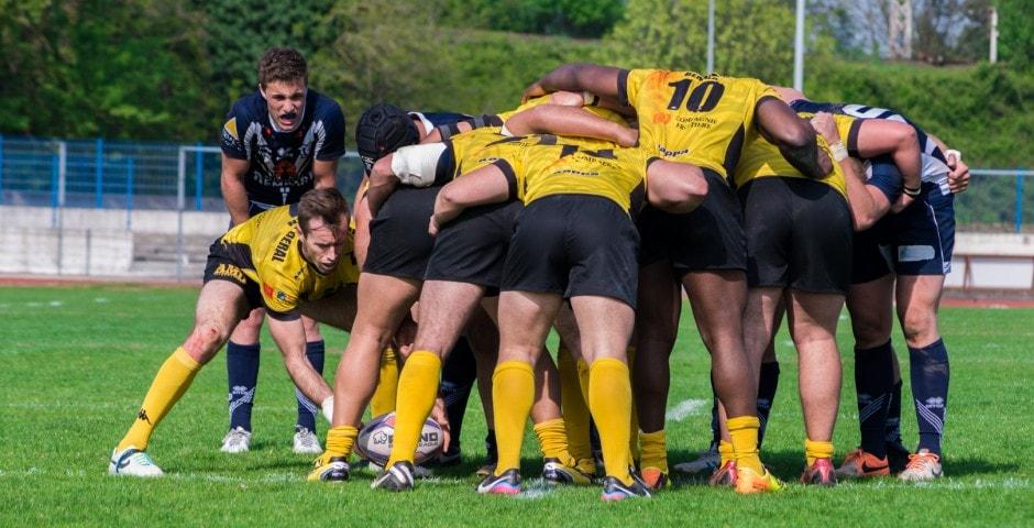 Photo de la finale de la coupe de France de Rugby à XIII : Toulouse - Carcassonne 11