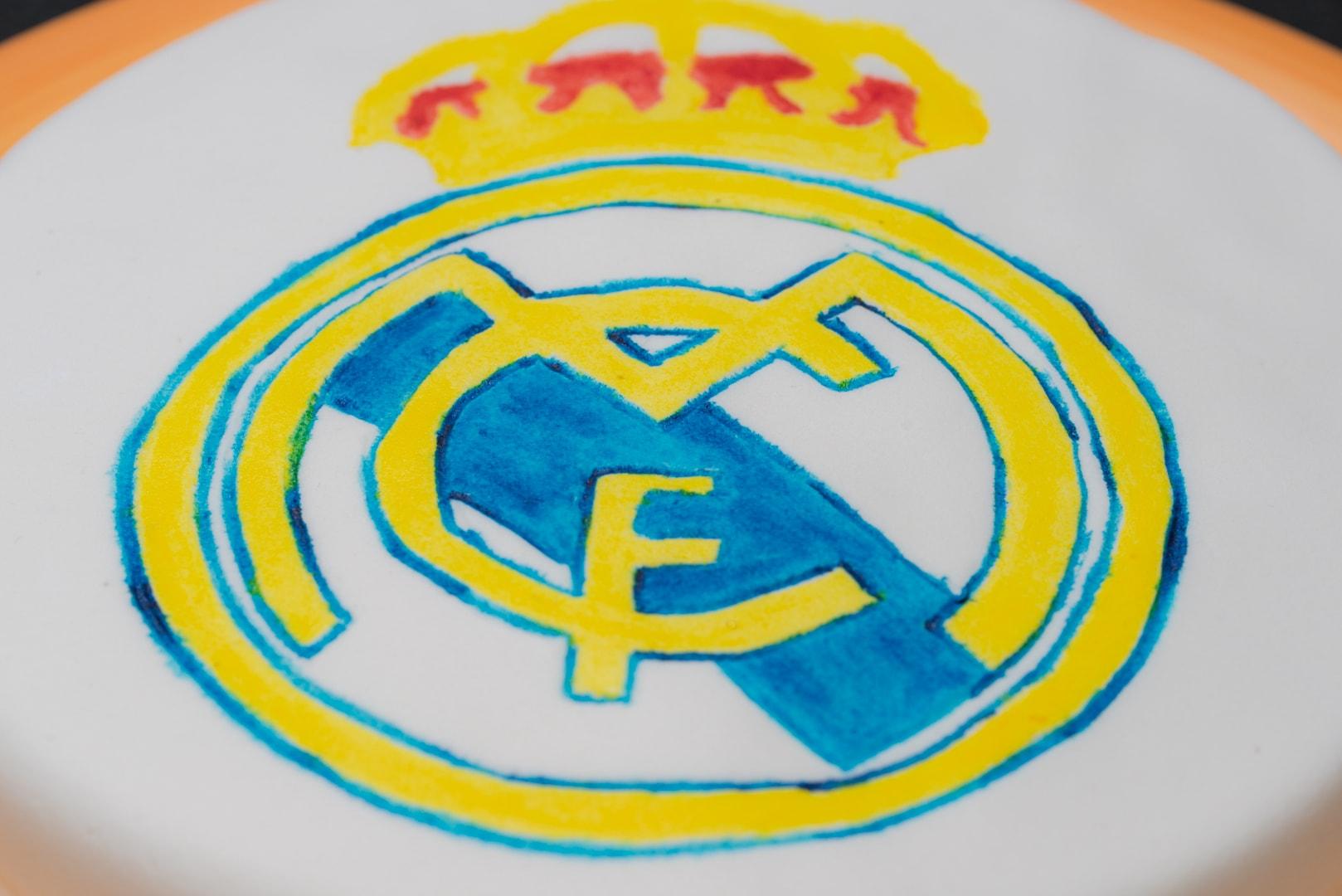 Photo de gâteau du Réal de Madrid