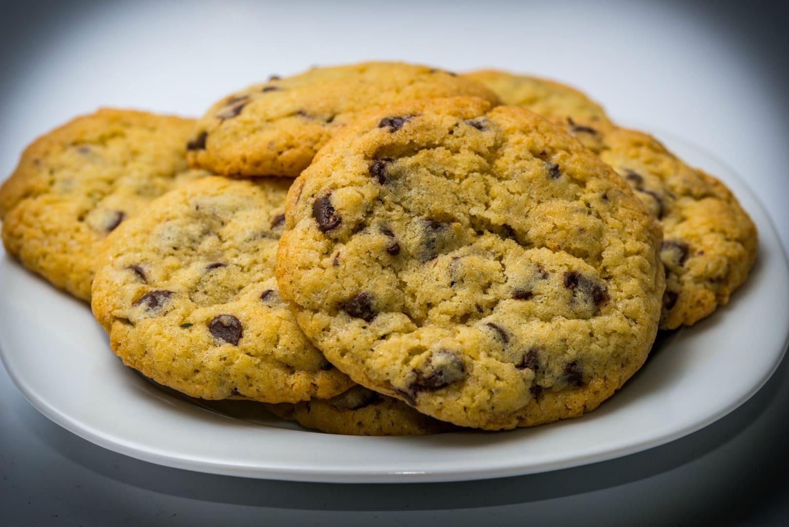 Photo culinaire de cookies