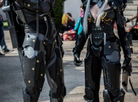 Quelques photos de Cosplays lors du TGS ( Toulouse Game show )