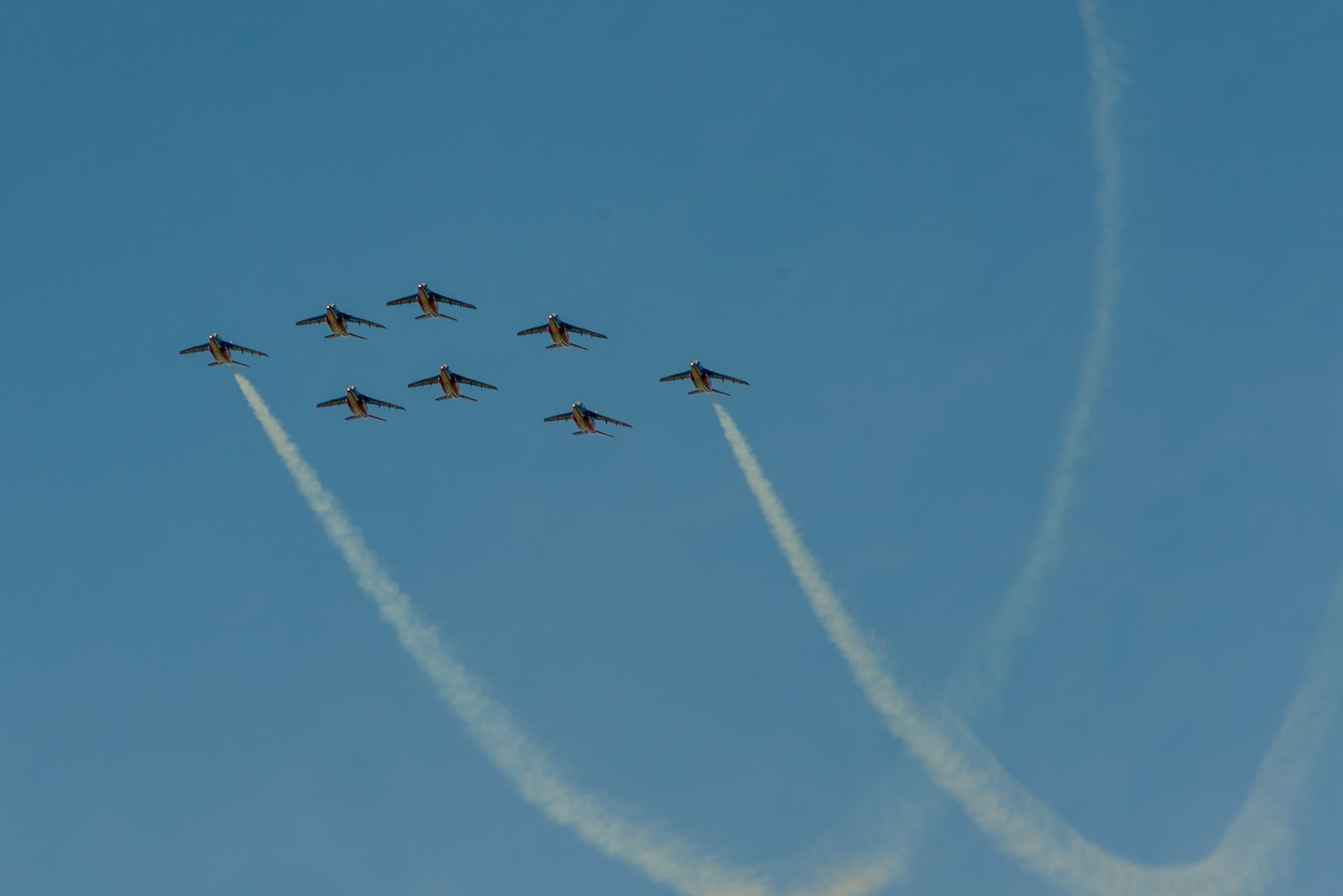 Photo de la patrouille de france n°43