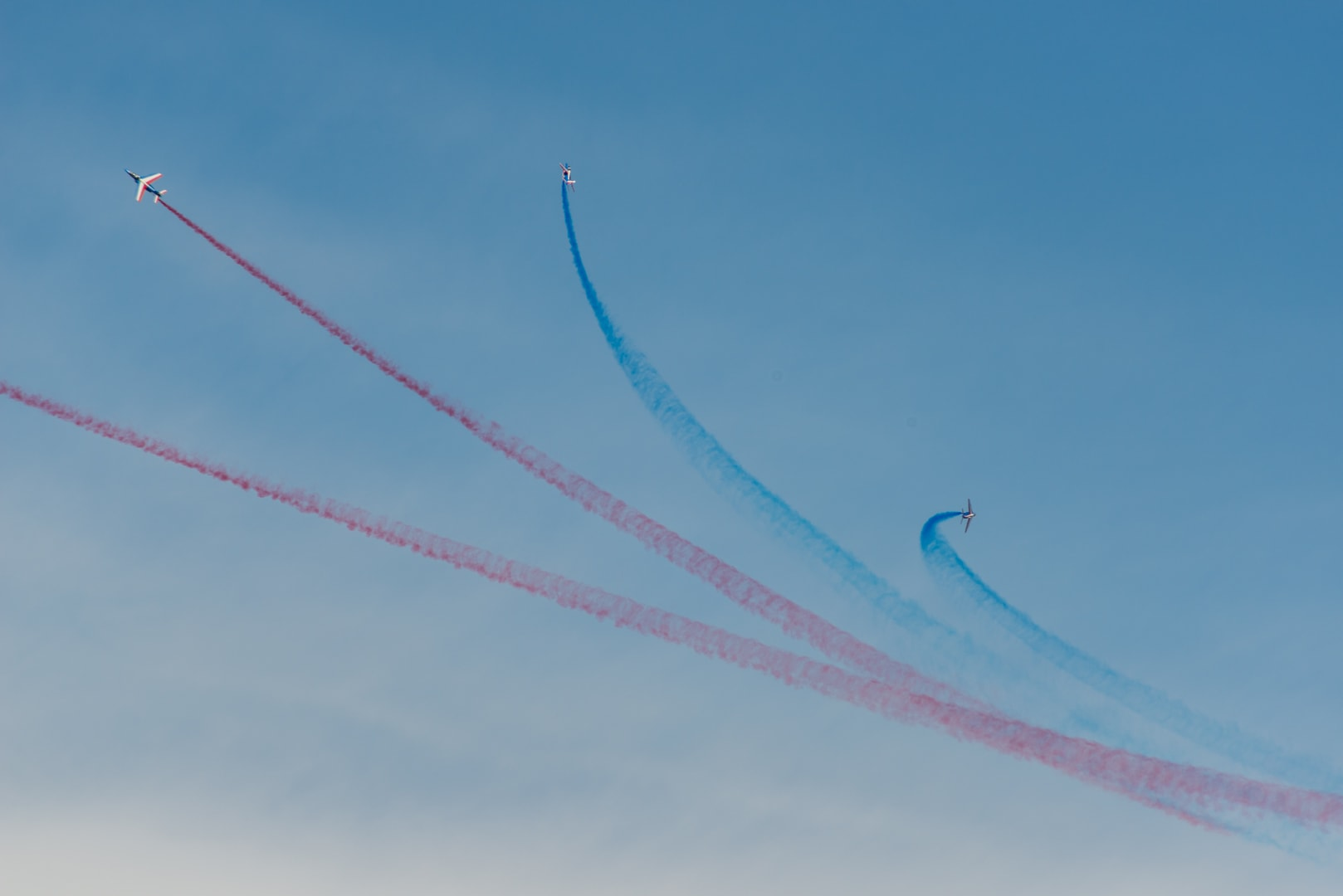 Photo de la patrouille de france n°39