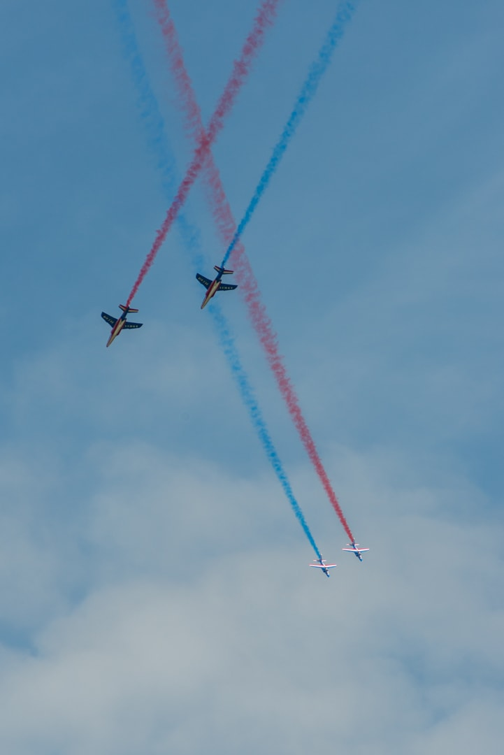Photo de la patrouille de france n°36