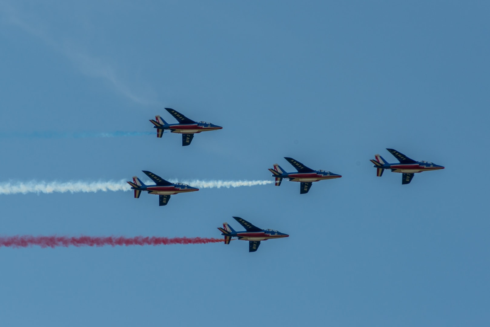Photo de la patrouille de france n°32