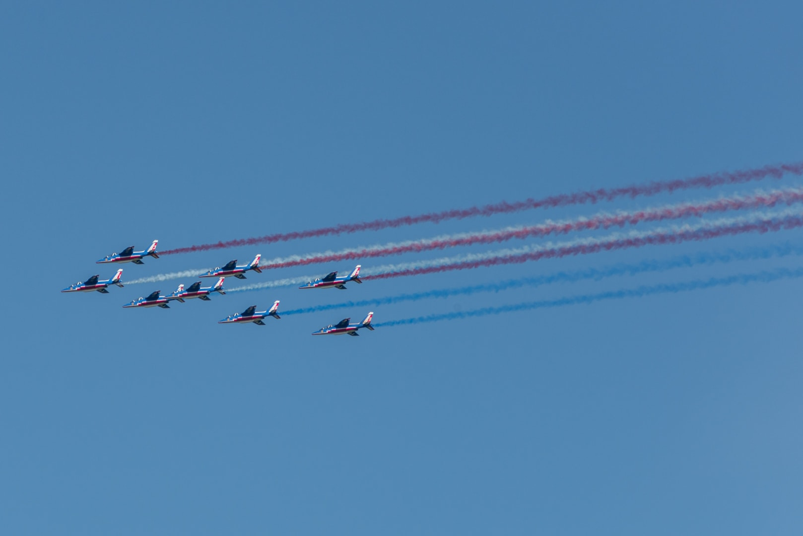 Photo de la patrouille de france n°31
