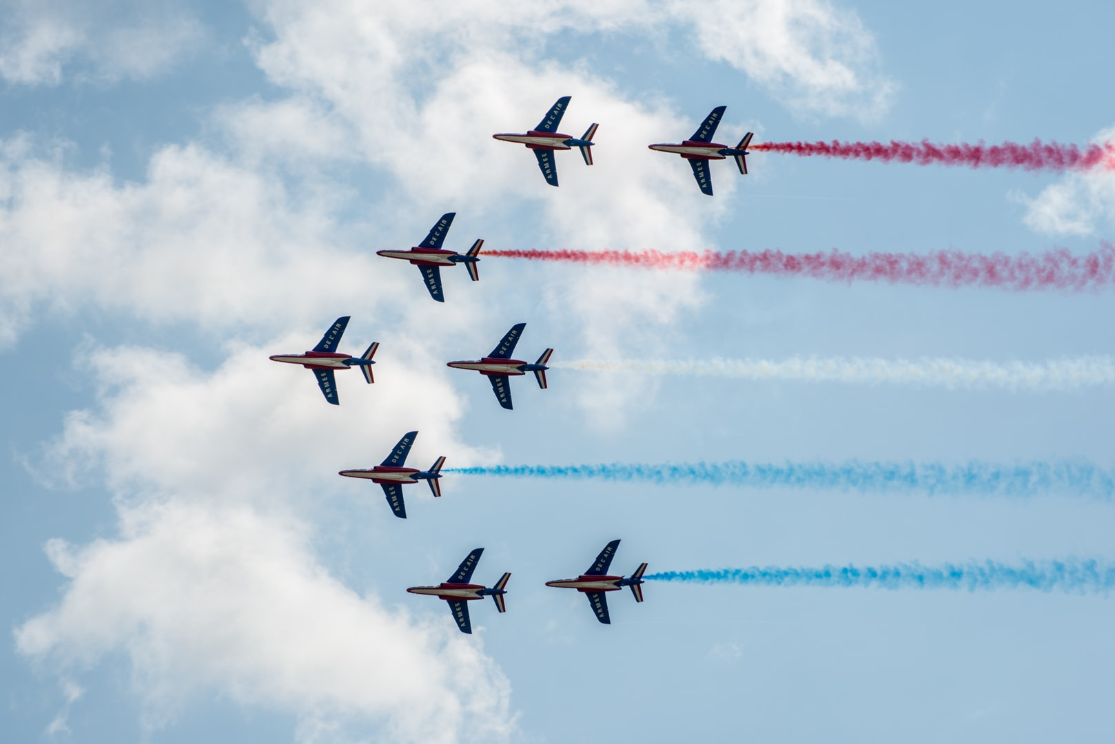 Photo de la patrouille de france n°29