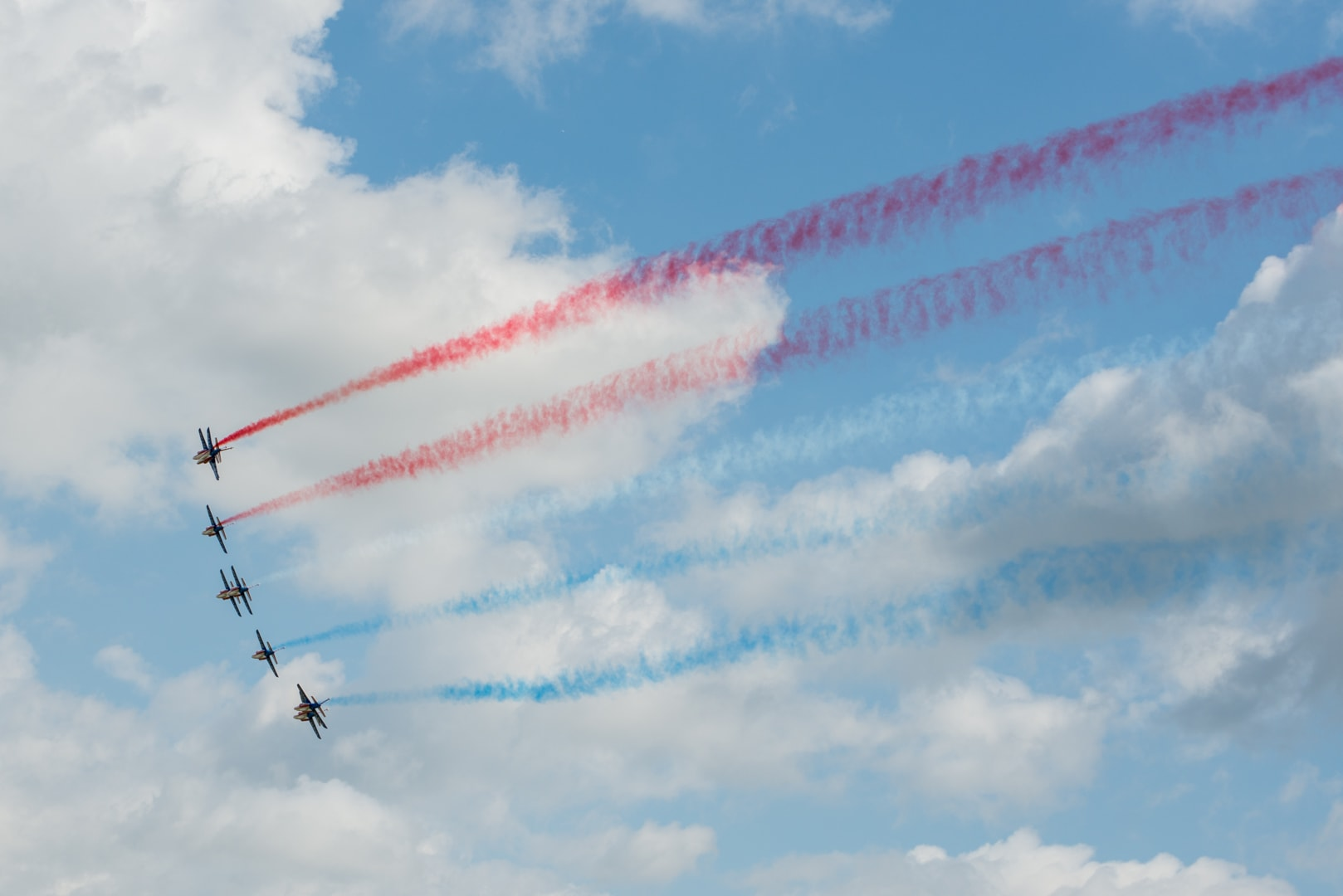 Photo de la patrouille de france n°28