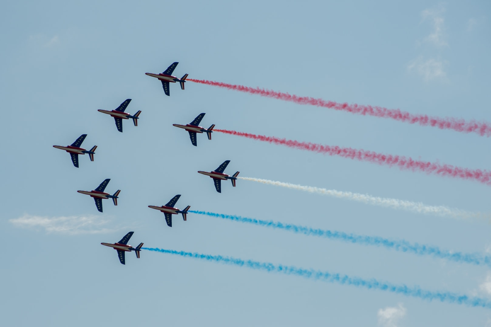 Photo de la patrouille de france n°26