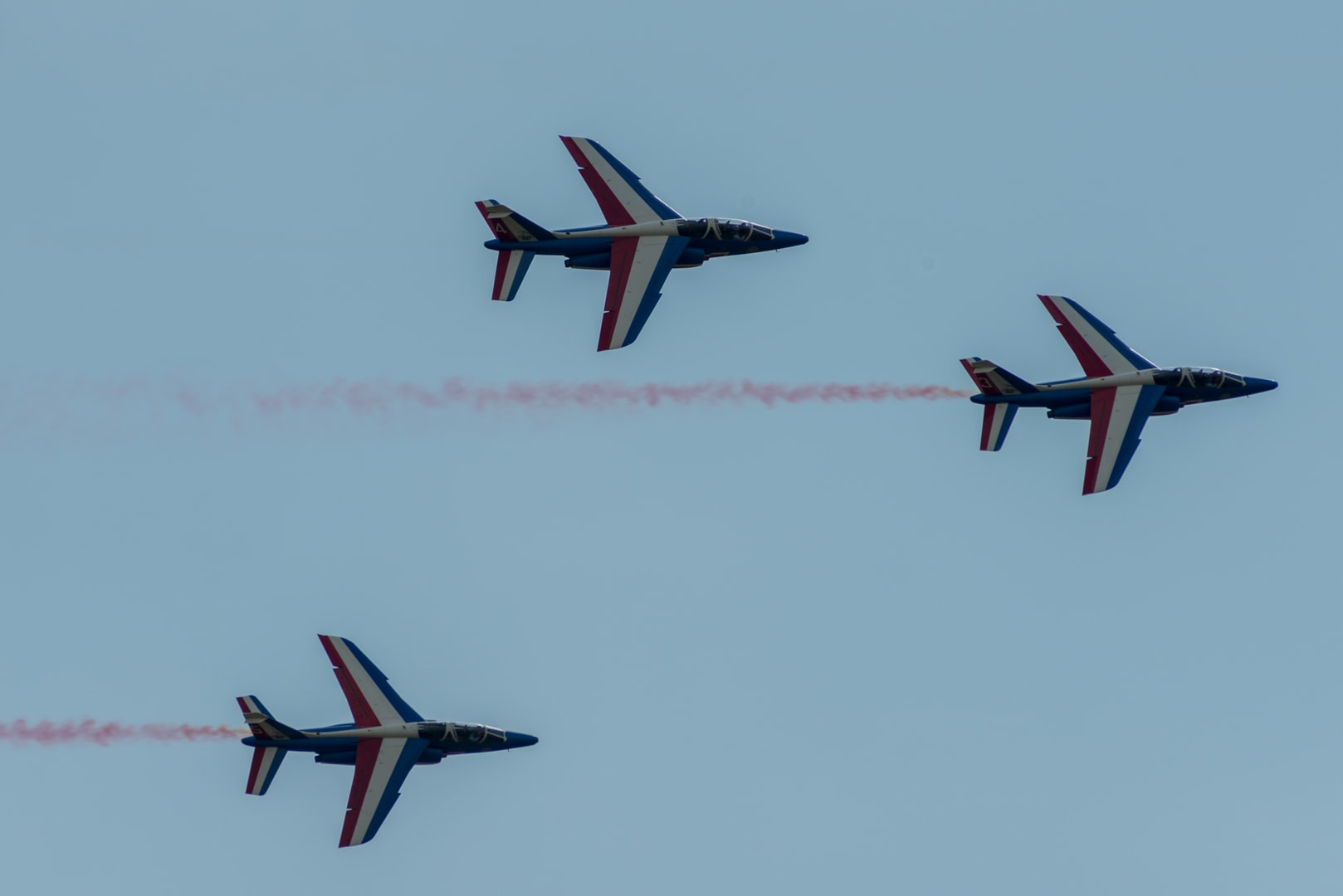 Photo de la patrouille de france n°23