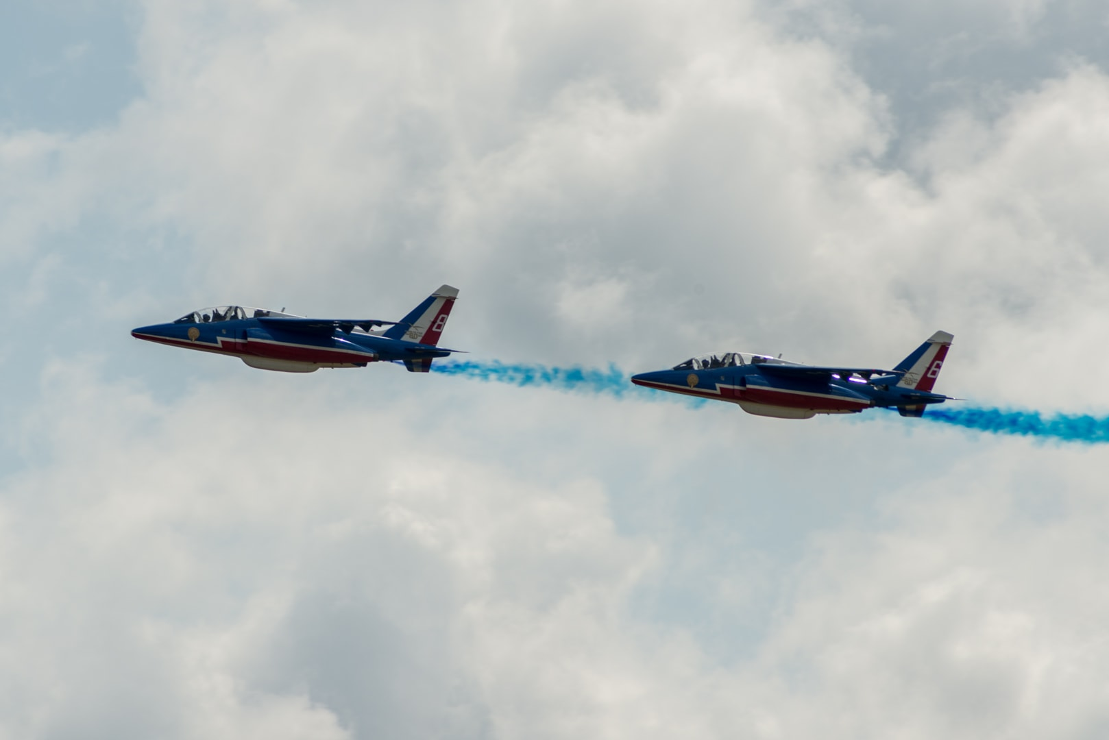 Photo de la patrouille de france n°20