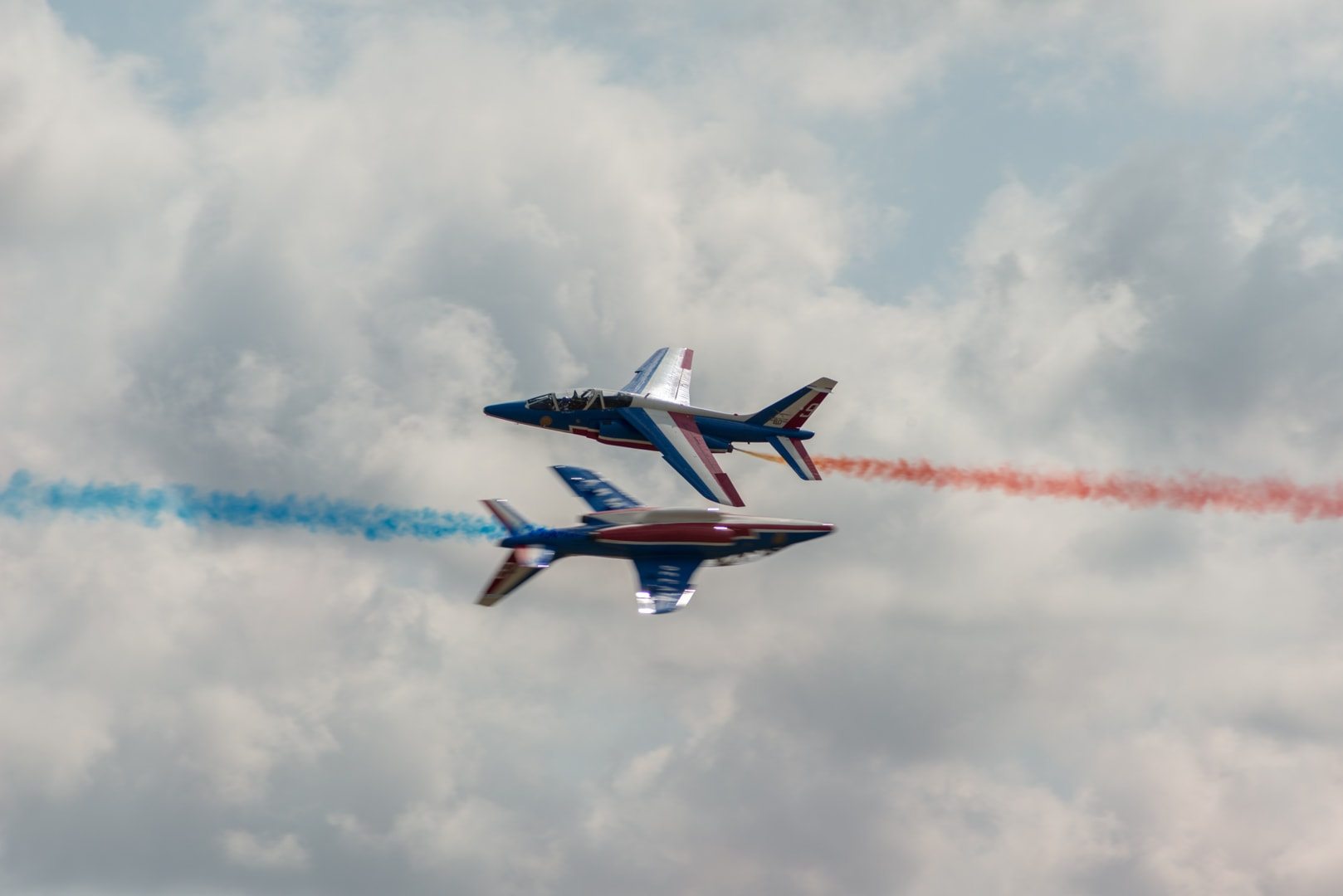 Photo de la patrouille de france n°19