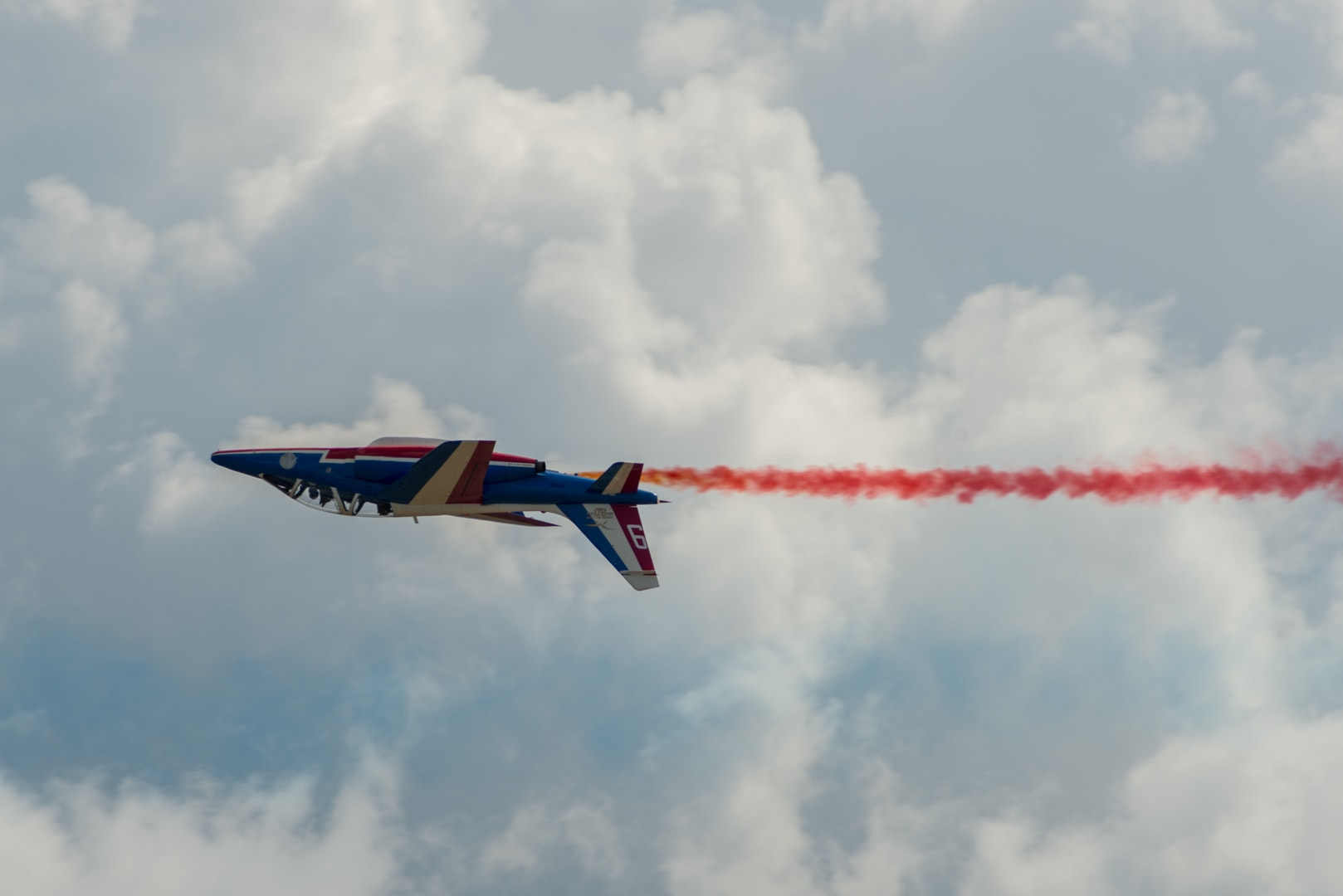 Photo de la patrouille de france n°17