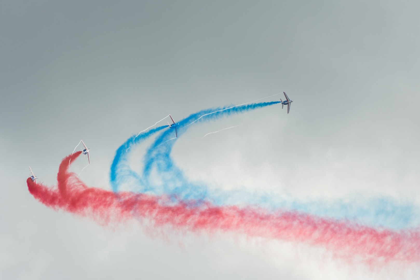 Photo de la patrouille de france n°15