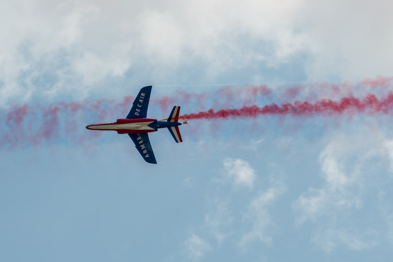 Photo de la patrouille de france n°14