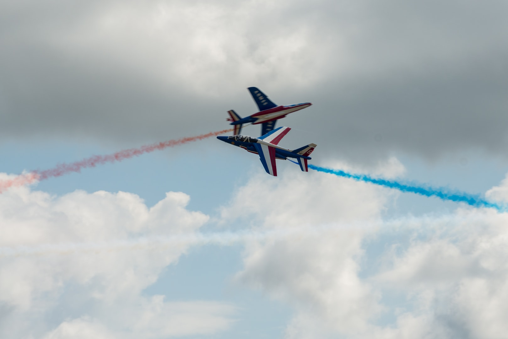 Photo de la patrouille de france n°12