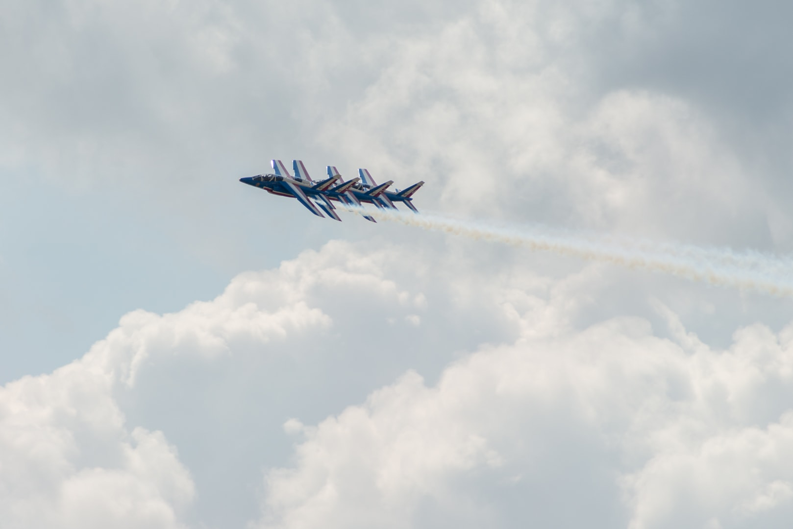 Photo de la patrouille de france n°11