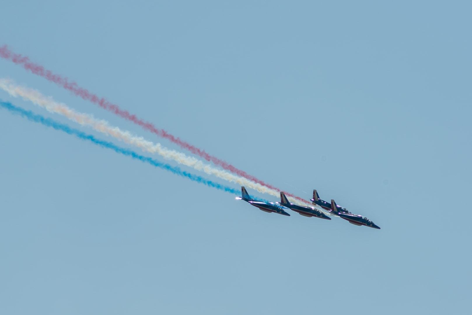 Photo de la patrouille de france n°9