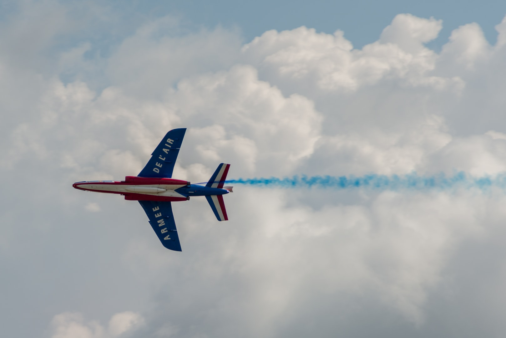 Photo de la patrouille de france n°8